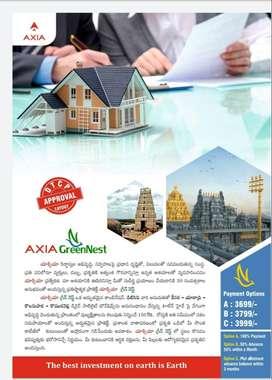 DTCP App plots with world class Developments on Keesara - Yadadri road