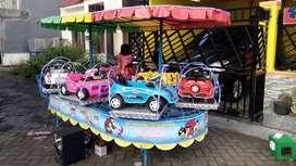 kereta mini labiriin mainan meja goyang odong odong2 mobil ER
