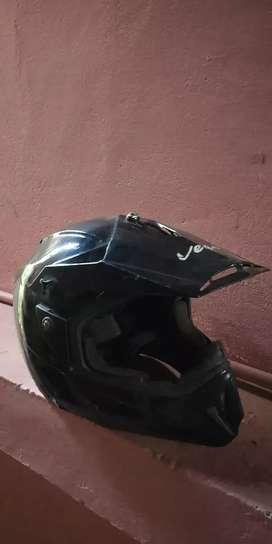 Helmet vega motocross used