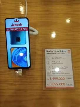 Kredit Redmi note 9pro | DP 550rbuan| Free admin|Tanpa jaminan