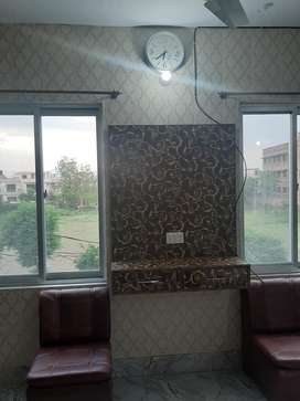 Furnished Flat Available For Rent