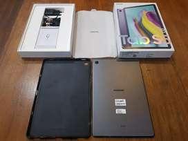 Samsung Tab S5e 4/64GB Grey Sein Indonesia