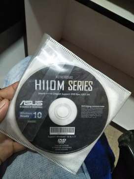 Motherbord asus h110m series (1-ic problem only)