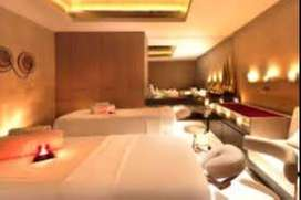 Best job in body spa Therapy only ladies & girls