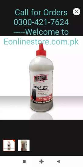 Rs. 1000 -13% | Tube And Tubeless Tyres Punctures Sealant 500Ml |
