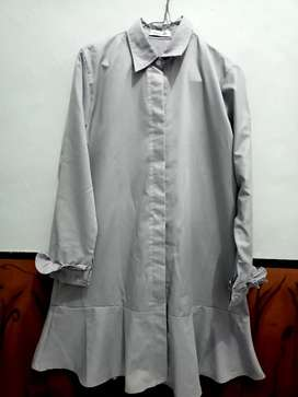 Baju Mayoutfit Biru Muda