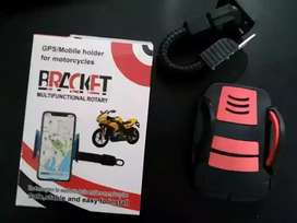 Diantar seYK holder motor bracket pasang spion - fleksibel Baru