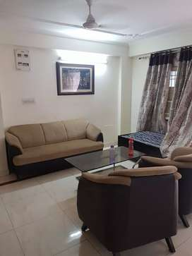 Vaishali 2 bhk Fully Furnished Flat for Service Class only