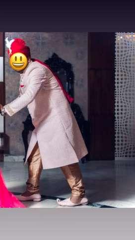Groom Dress (Latest Sherwani)