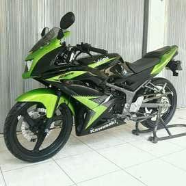 [DP 2Jtan] Kredit Kawasaki Ninja Rr 2013 Mulus Bergaransi