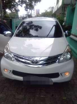 Dijual Toyota Avanza G MT Tahun 2013
