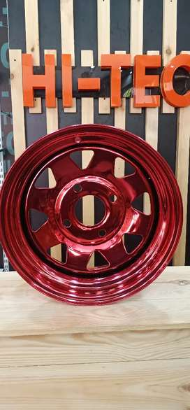 Red alloy 13 inch