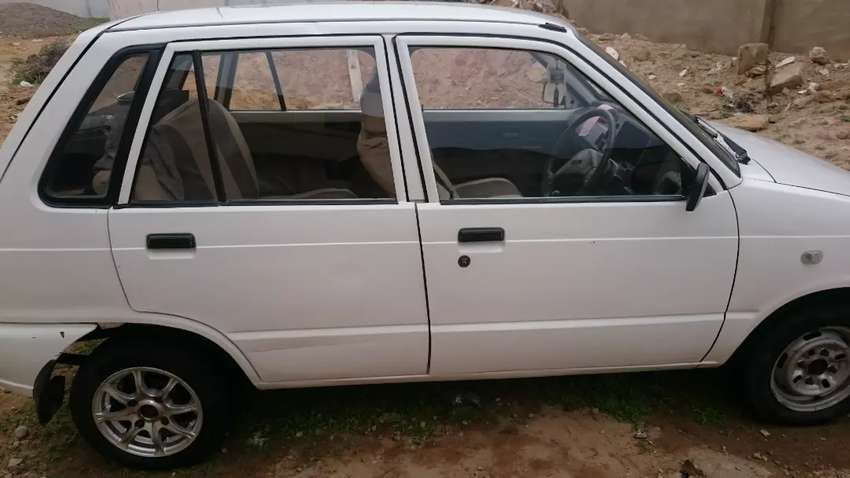 I sell my good condition suzuki mehran 0