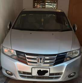 Honda city 2013 aspire 1.5