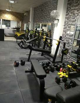 GYM SET UP AT REASONABLE PRICE FREE DELIVERY