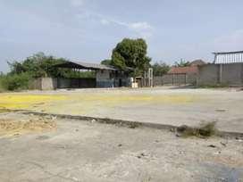 Lahan bisnis di jln raya cikunir Bekasi Selatan