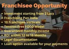Franchise Business - -Teatok/Double Decker Briyani