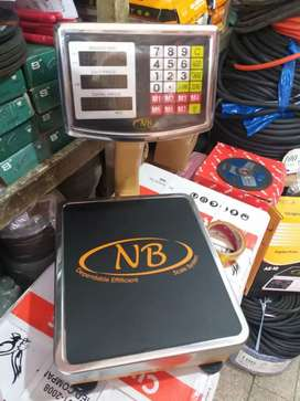 Weight scale NB