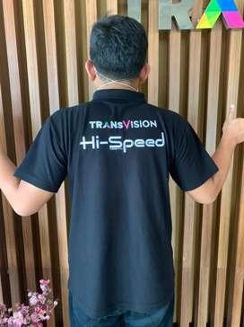 Internet Fiber Hispeed Transvision Unlimited Hemat