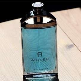 Parfume Aigner Blue emotion Original Nonbox
