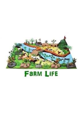 Animal farm land for kids