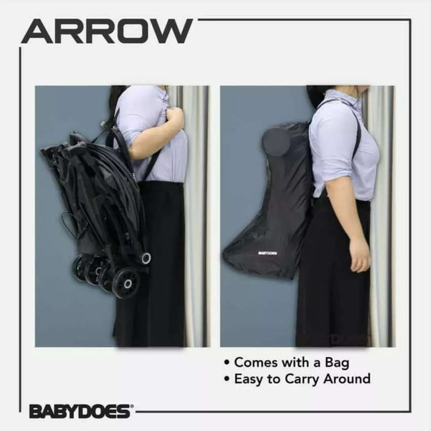 Stroller Arrow Baby Does Asli 0