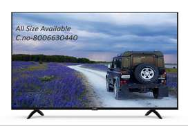 ( All LED TV Available Hollsell price) 40 Smart only 13500/- Bar Sound