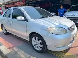 Toyota Vios G Matic 2004 (Bukan Ex. Taksi)