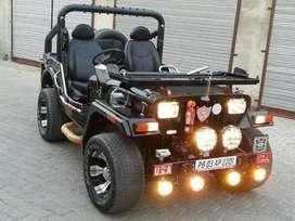 New open jeeps modified BALWINDER Motors works