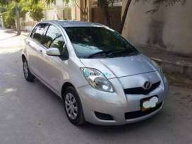 Toyota Vitz 2010 Model 2014 Import First Hand Family Used Car