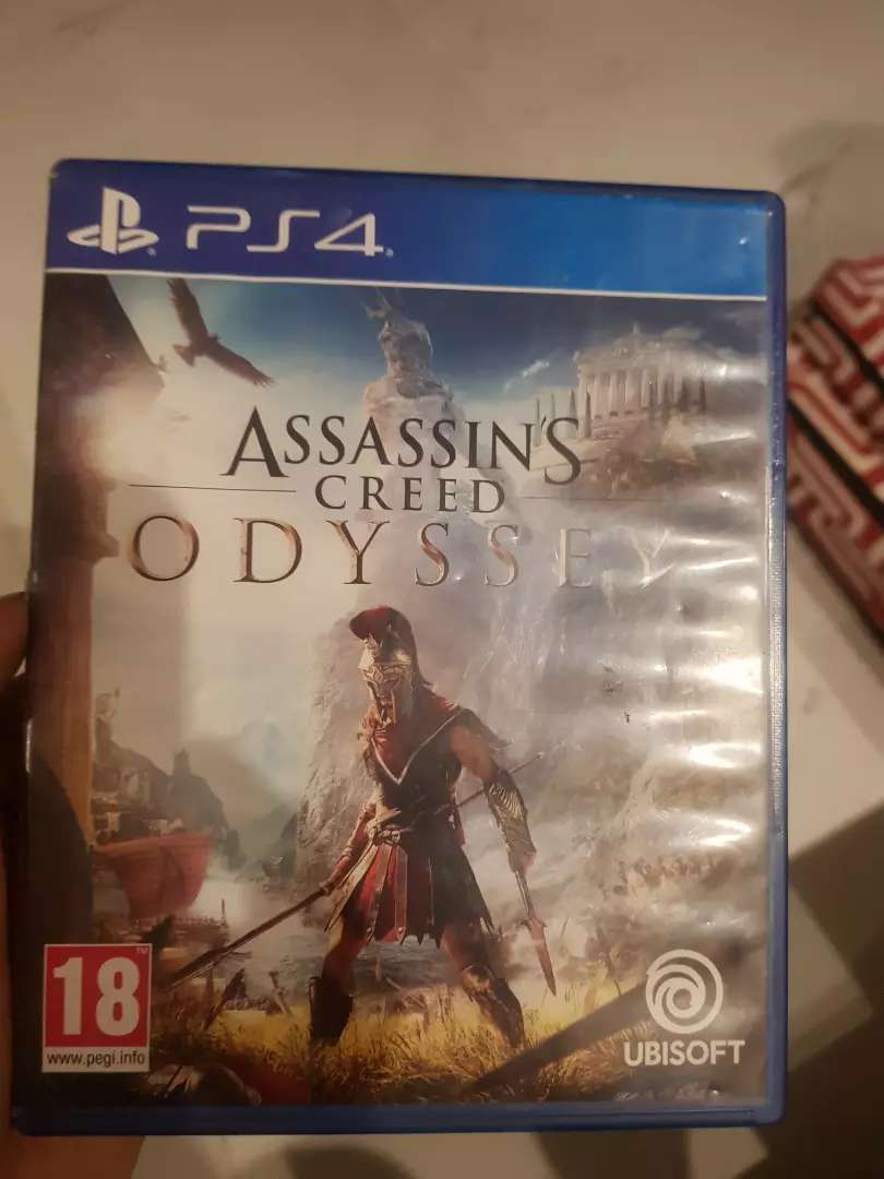 Assassin's Creed Odyssey (PS4) 0