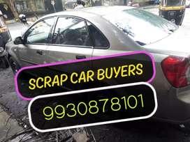 vas.  purchaser old Old scrap cars..