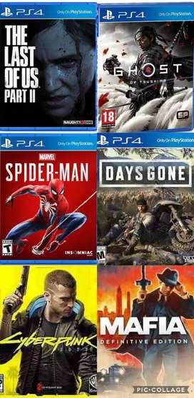 Game ps4 judul baru harga grosiran