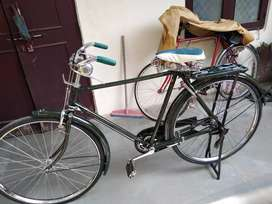 Raleigh bicycles made in India
