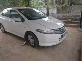 Honda city 2009 cng fitted 104000km