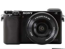 Kamera Mirrorless Sony a6000 Kit Cash dan Kredit