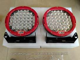 "Very High Power 7"" LED Lamp for Cars & SUVs"