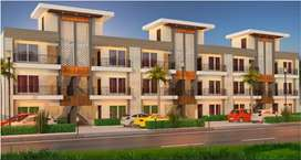 2bhk floors for sale on 200 ft road in sunny enclave mohali