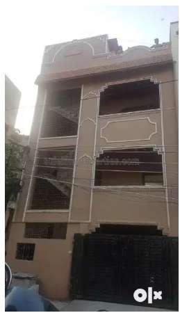 2 BHK Semi furnished House for Rent in Virasath Nagar Toli Chowki