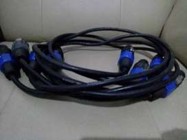 Kabel jumper audio lengkap
