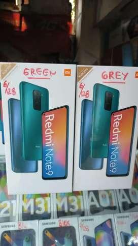 Xiaomi redmi note 9 6/128