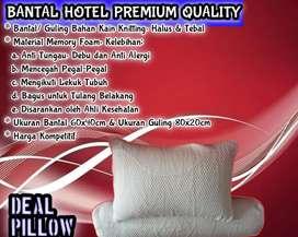 Sale bantal hotel kualitas premium