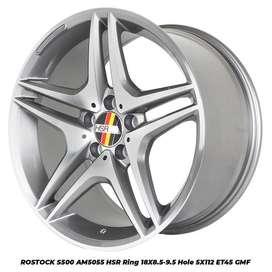 Velg mobil terlengkap kab banyumas 243 Ring 18 Hsr wheel