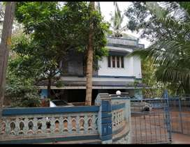 22cent  land with 4bhk house for sale
