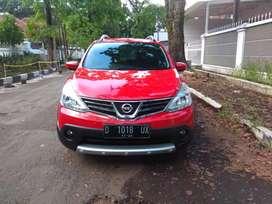 Bismillah Nissan X Gear Manual 2013 Merah Merona