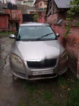 I selling the car Skoda fabia