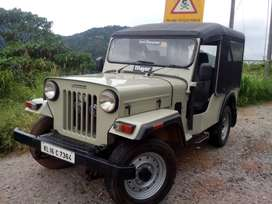Mahindra Jeep 2006 Diesel Good Condition