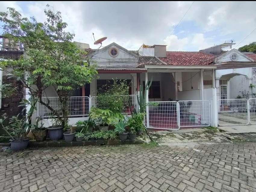 Rumah di lingkungan asri di Taman Harmoni Pondok Cabe 0