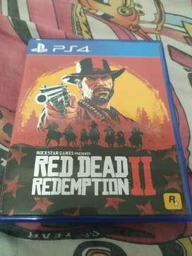 BD PS 4 Read Dead Redemption 2