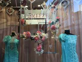 Counter sales person,ladies fashion,need experience staff